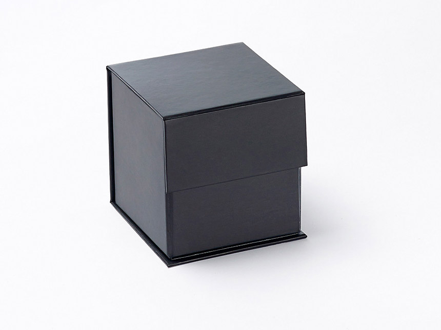 Black cube giftbox
