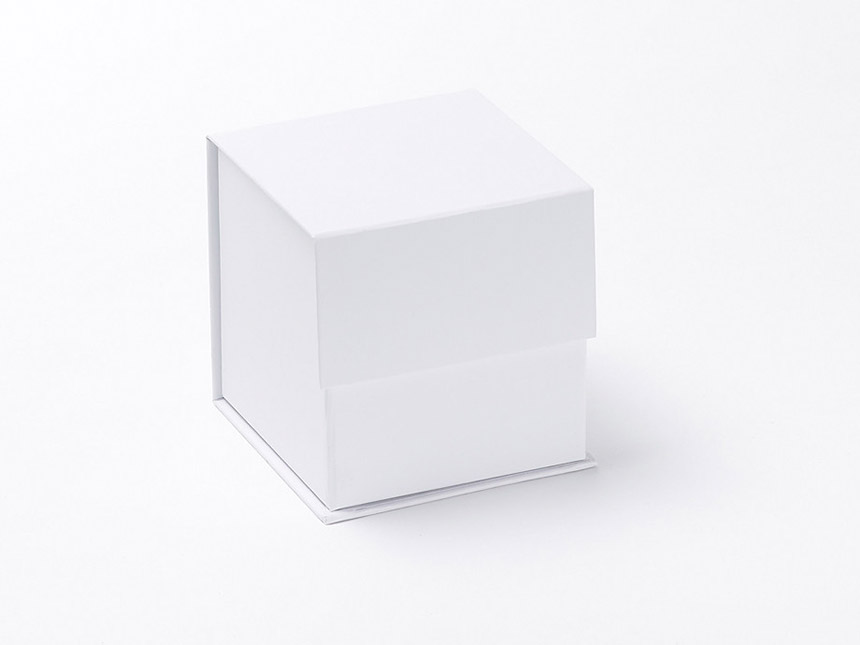 White cube giftbox